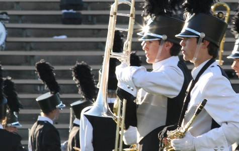 Metropolis theme carries band to 2nd at Putnam City contest