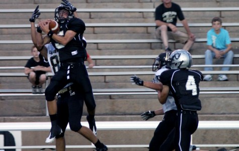 Raiders look to earn win in homecoming game