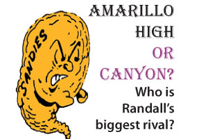 Amarillo High or Canyon: Who's RHS's biggest rival
