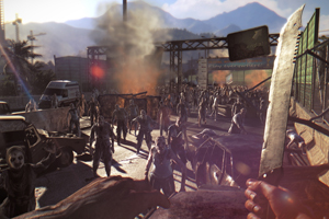 A sneak peek at the new Dying Light game