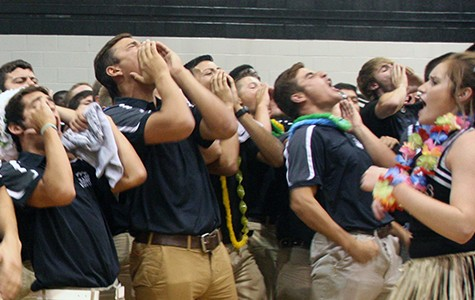 Pep rally tradition stirs debate