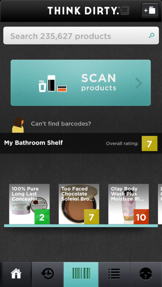 Think+Dirty+is+available+for+free+in+the+Apple+App+Store.