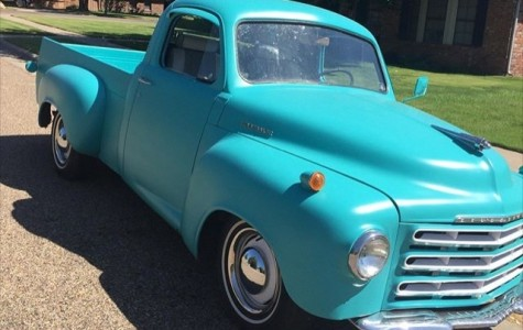 Studebaker Stands Out