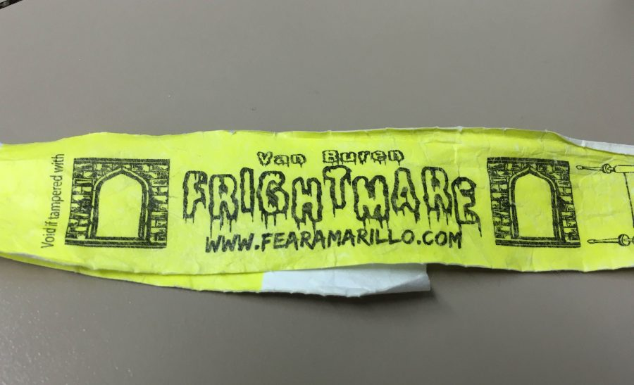 The Frightmare Experience