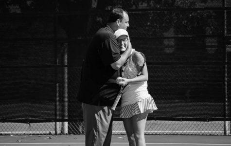 Tennis coach receives state award