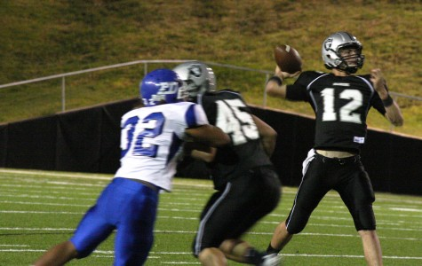 Battle of unbeatens: Raiders face Frenship with district title on line