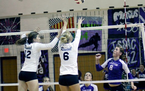 Volleyball team fights to carry on program tradition