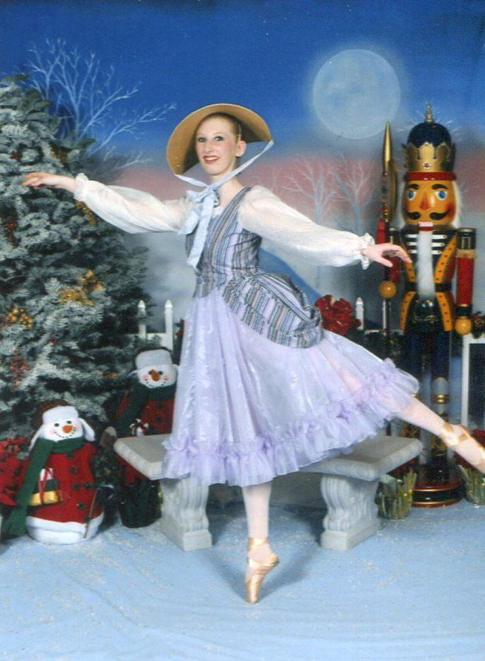 Senior takes talent to stage in local ballet shows