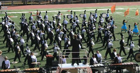 Band marches into the future