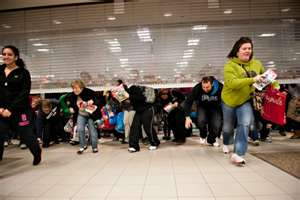 Black Friday in the eyes of students