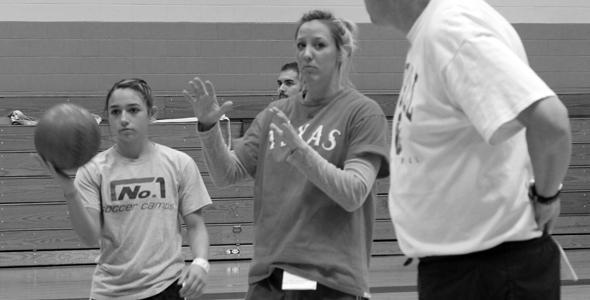 New coach takes over Lady Raider basketball program