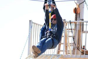 Physics students take field trip to Palo Duro Canyon