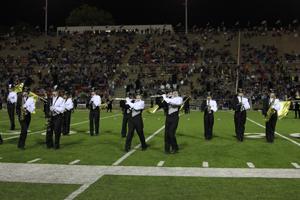 Band chooses new drum majors