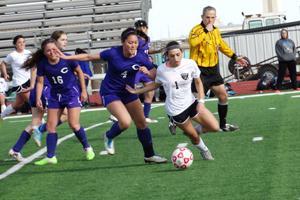 Soccer team advances in playoffs