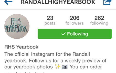 Yearbook looks to include Instagram Pictures
