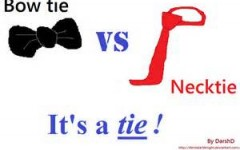 Ties V. Bowties