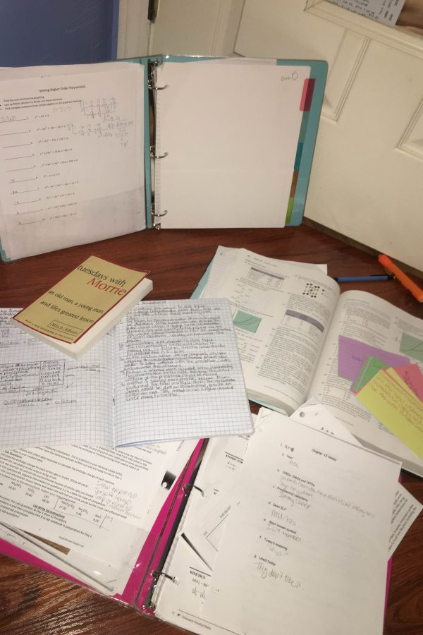 the homework debate