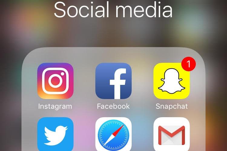 Technology, social media have negative impact