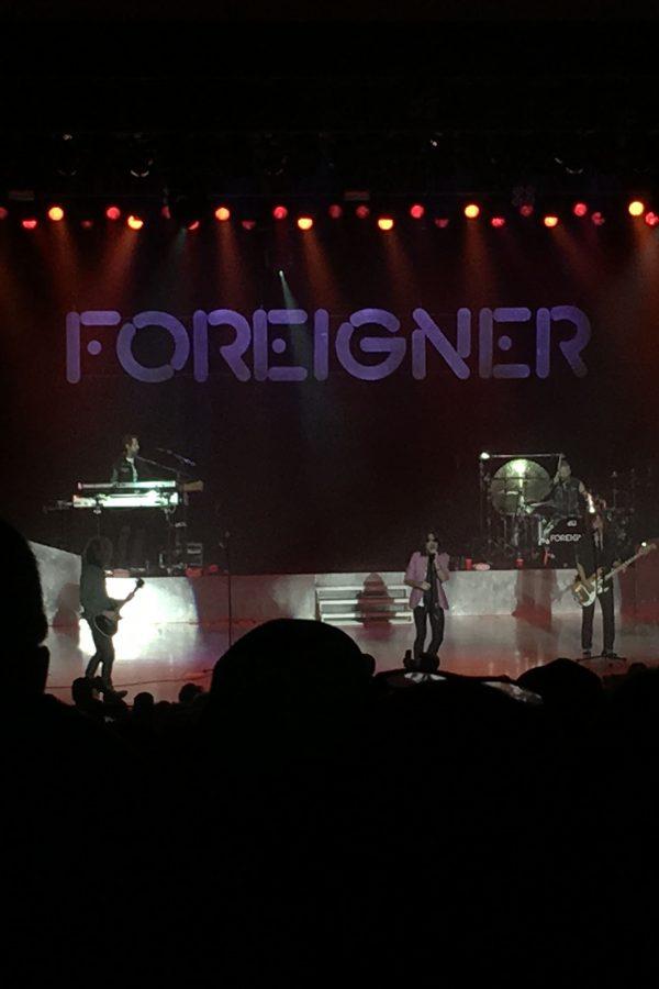 Foreigner Concert