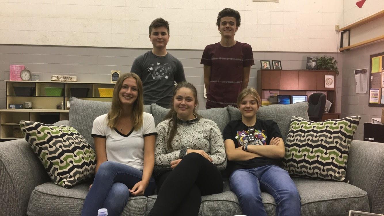 Exchanging familiar for foreign experiences: Exchange students settle into Randall