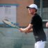 Varsity tennis team aims for state