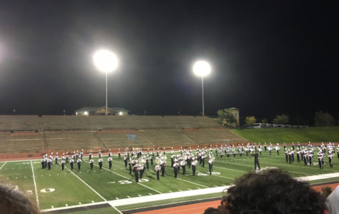 Band prepares for area competition with experience from High Plains Marching Classic