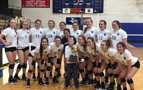 Volleyball team to take on Colleyville for regional title