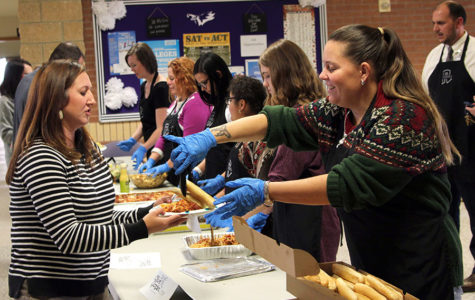 Served with love: Randall offers meals to Canyon, Crestview faculty