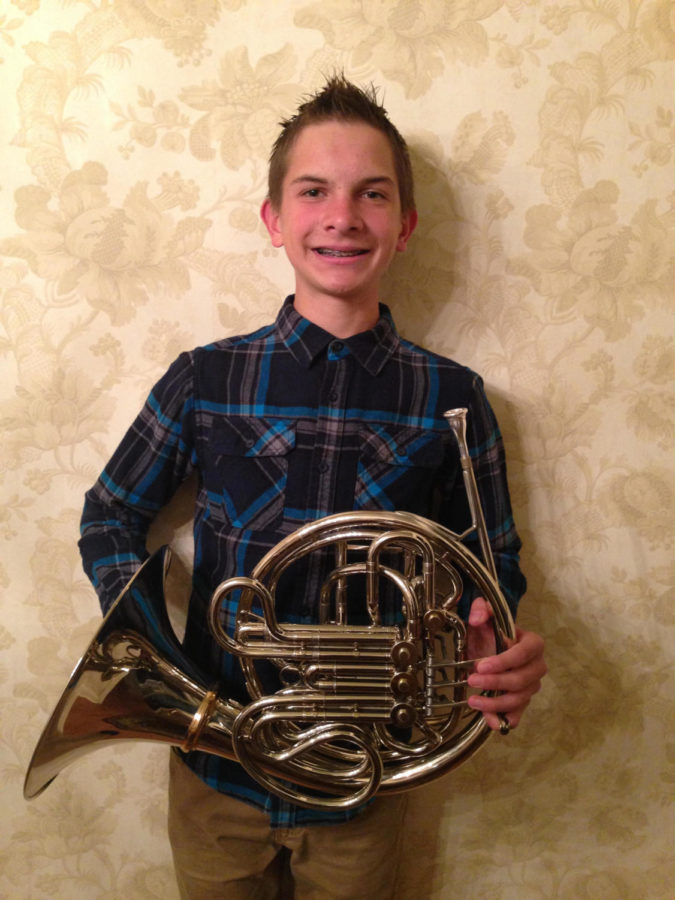 Pre-AP and Symphony and Theater, Oh My! Sophomore takes on extra work