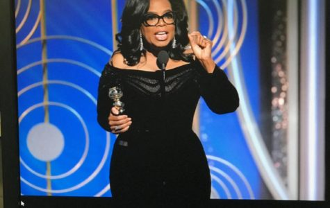 Awards and Protests: Oprah's powerful acceptance speech moves audience