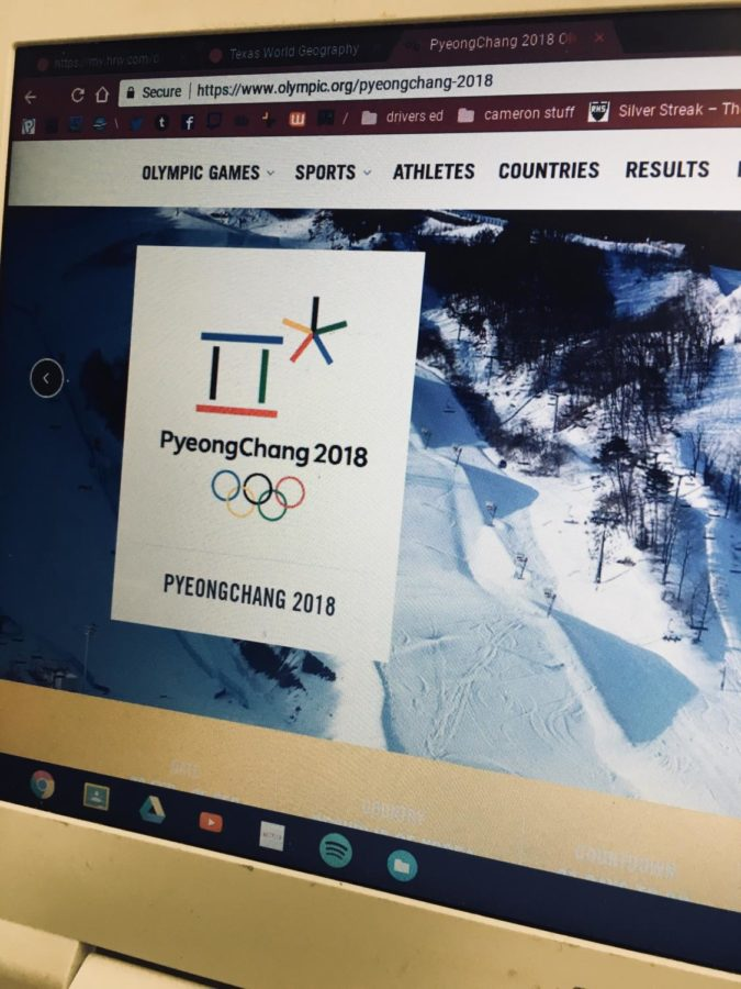 2018 Winter Olympics Approaching Quickly