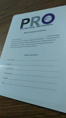 Juniors Prepare for Annual PRO Student Evaluations