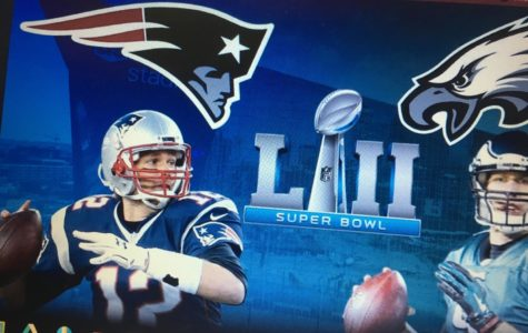 Eagles vs Patriots: Super Bowl LII 2018