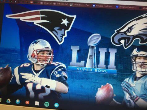 Eagles vs Patriots: Super Bowl LII 2018