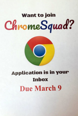 Application For iConnect Due March 9