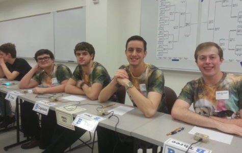 Randall team earns second place in Science Bowl competition