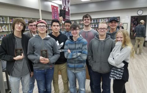 Randall Chess Tournament Results