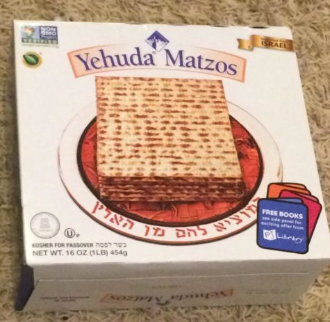 Bible Literacy Students Participate in Passover Seder Activity
