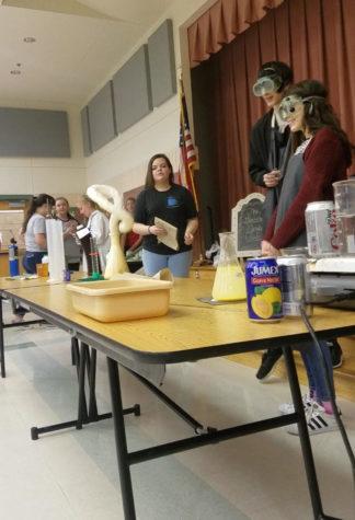 Chemistry Club visits Greenways