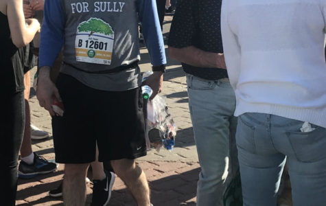 For Sully: Teacher runs half-marathon in honor of beloved librarian