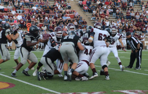 Varsity Football Team Looks Past Hereford Loss, Defeats Amarillo High