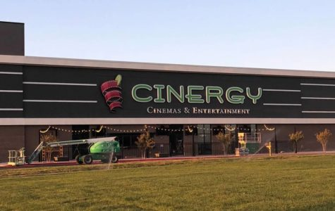 Cinergy Prepares For Grand Opening