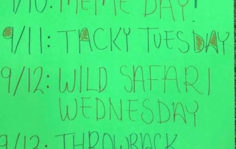 Students Celebrate Spirit Week