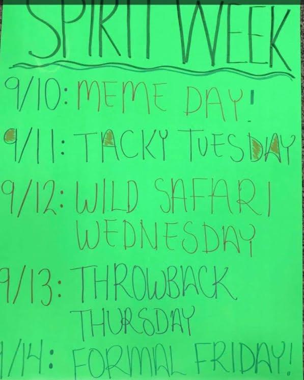 Students+Celebrate+Spirit+Week