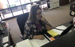 Meet Susie Alumbaugh: The School Secretary Who Has Mastered the Art of Multitasking