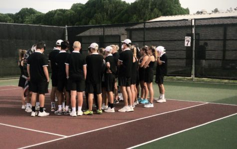 Varsity Tennis Season Comes to an End