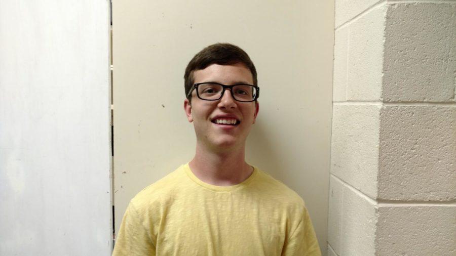 Chase Frow, Senior