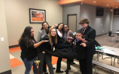 Debate Team Places 2nd in Caprock Tournament