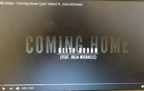 Keith Urban's 'Coming Home' Tops Charts