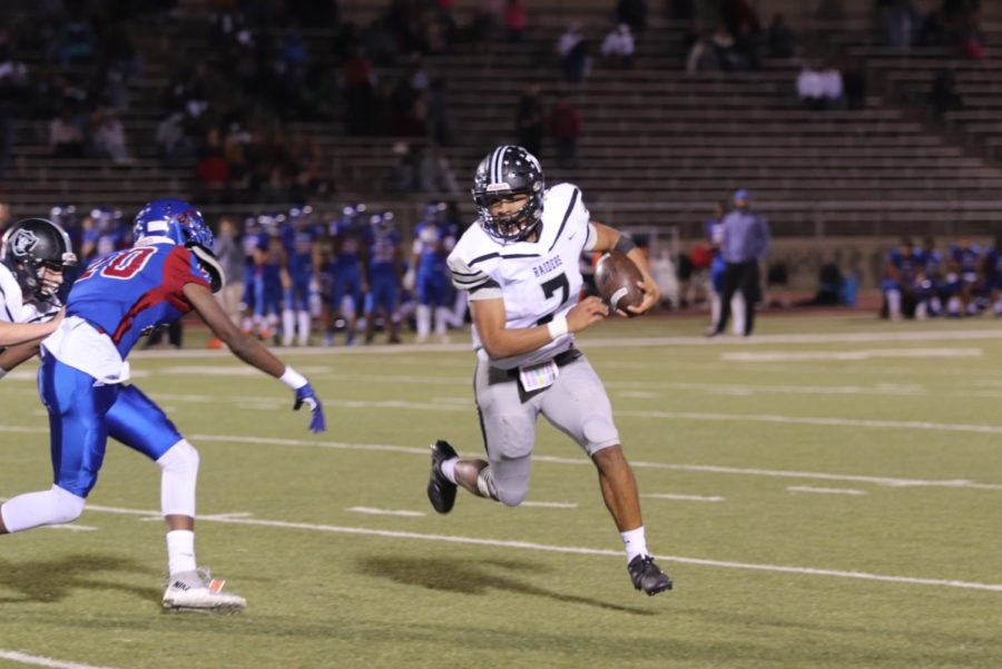Football Wins Bi-District Championship Title